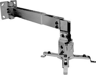 Tecnoedu soportes para proyectores multimedia - Soporte pared proyector ...